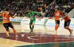 Eseverri remata al Burela con un gol sobre la bocina