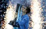 Djokovic besa su quinto Masters.