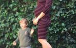 Sara Carbonero presume de embarazo en Instagram