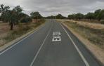 Un varón de 68 años fallece en un accidente de tráfico en Badajoz