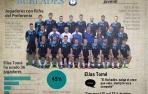 Elías Tomé ha utilizado hasta 36 futbolistas