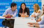 Cristina Sanz dice que Cataluña no puede decidir unilateralmente