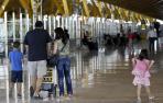 Retrasos y cancelaciones en Barajas al averiarse el sistema de gestión