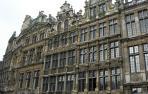 La Grand Place de Bruselas luce en su totalidad tras 30 años de obras