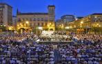 La Pamplonesa ofrece el último concierto de su ciclo al aire libre