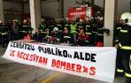 """Los bomberos piden """"pasos urgentes"""" para revertir la situación del colectivo"""