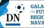 Gala del Fútbol Regional Navarro.
