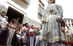 Pioneras de las Peñas de Pamplona reconocidas por su papel en los Sanfermines