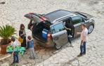 Uno de cada cinco conductores viaja con exceso de carga en su vehículo