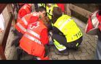 El octavo y último encierro de San Fermín deja siete heridos