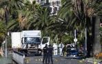 Atentado con un camión en Niza