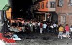 Un suicida adolescente cometió el atentado de Turquía