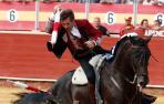 Hermoso de Mendoza sale a hombros en Palencia