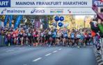 Fallece un atleta tras desplomarse durante la Maratón de Frankfurt