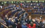 Minuto de silencio en el Congreso por Rita Barberá