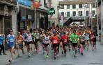 Participantes en la Media Maratón del año pasado