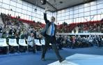 """Rajoy: """"Los años de Aznar al frente del partido son un orgullo para el PP"""""""