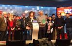 Patxi López estará el 17 de marzo en Pamplona en su campaña para liderar el PSOE