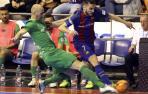El Magna Gurpea pasa a 'semis' en los penaltis tirando de garra y valentía