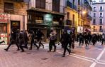 Incidentes en el Casco Antiguo de Pamplona