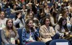 Concentración en Pamplona en contra del aborto