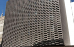 El edificio de la Hacienda Tributaria