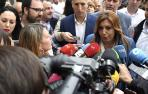 Susana Díaz consigue 166 avales en Navarra frente a los 763 de Sánchez