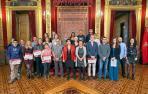 Entregados los Premios Extraordinarios de FP, Artes Plásticas y Diseño