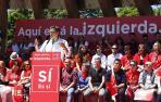"""Sánchez avisa del """"riesgo de involución democrática"""" del programa de Díaz"""