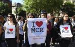 """Un navarro víctima desde Manchester: """"Vi cómo llegaban las ambulancias"""""""