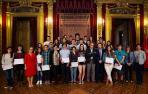 Entregados los diplomas a los alumnos del programa 'Jakin-mina'
