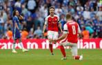 El Arsenal de Monreal gana al Chelsea de Azplicueta en la final de la FA Cup