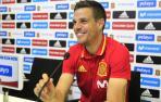 """Azpilicueta: """"Nos jugamos tres puntos importantísimos ante Macedonia"""""""