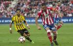 El Girona, equipo de la máxima categoría por primera vez en su historia