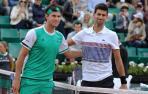 Thiem será el rival de Nadal tras doblegar a Djokovic