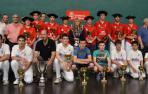 Pamplona y Santesteban, el sábado en su 5ª final Interpueblos