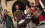 Fiesta medieval en Olite