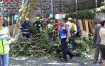 Varios muertos tras caer un árbol durante una romería en Madeira