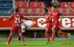 Numancia, Cádiz y Sporting se juegan el liderato este fin de semana