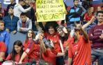 Búscate en la grada del Osasuna - Sporting (I)
