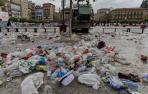 """UPN tilda de """"fracaso y penosa la gestión"""" de los vasos reutilizables"""
