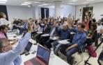 Aranzadi e I-E rechazan el presupuesto de la Mancomunidad