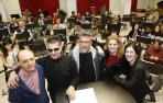 """Serafín Zubiri: """"Es un lujo contar con 50 músicos que te respaldan"""""""