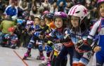 Más de 300 patinadores en Ansoáin
