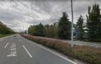 Involucrados cuatro vehículos en una colisión en la avenida de Navarra de Pamplona
