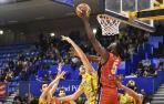 El Basket Navarra sufre una abultada derrota contra el Cambados