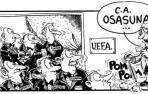 Fermín Ezcurra, según Oroz