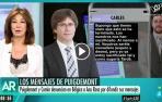 Ana Rosa se defiende tras el anuncio de querella de Puigdemont y Comín