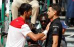 Thiem derrota a Djokovic en Montecarlo y espera a Nadal