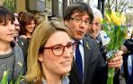 Puigdemont insiste en ser investido a un mes de convocarse nuevas elecciones